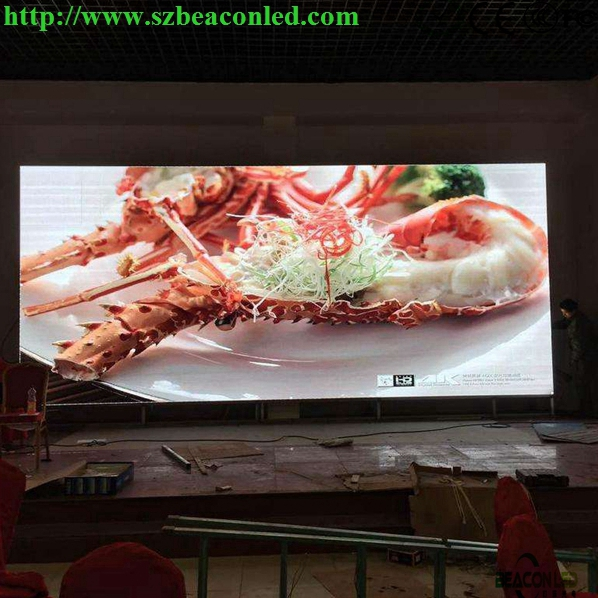 Indoor full color LED display screen P7.62
