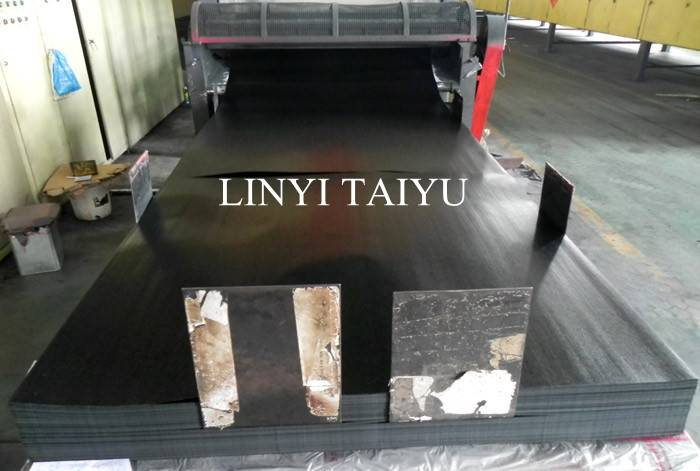 Black Phenolic Resin Film for Film Faced Plywood