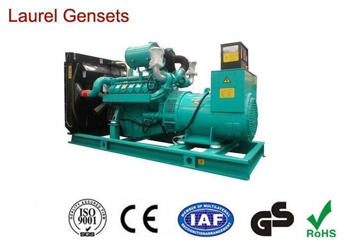 1500RPM Three Phase Open Diesel Generator