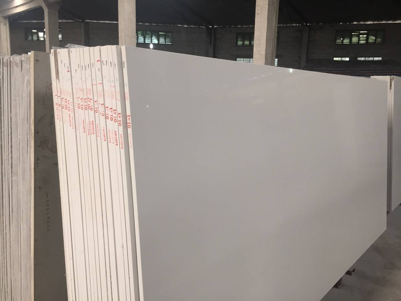 Manufacturing Process | BallyStone Chinese Quartz | Quartz Countertops