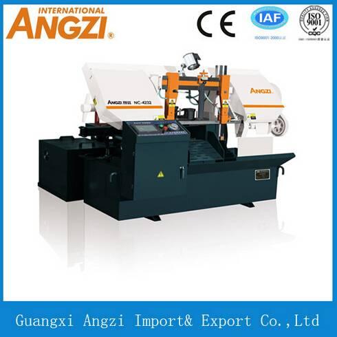 Horizontal NC metal cutting machine