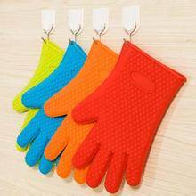 Silicone Heat resistance glove