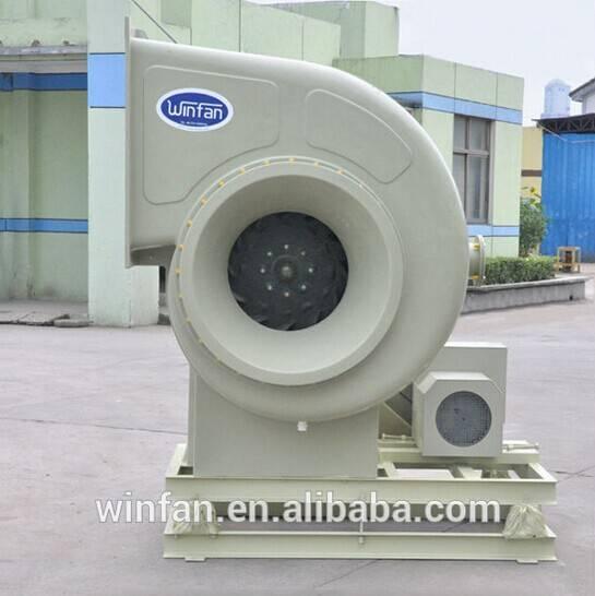 FRP centrifugal fan