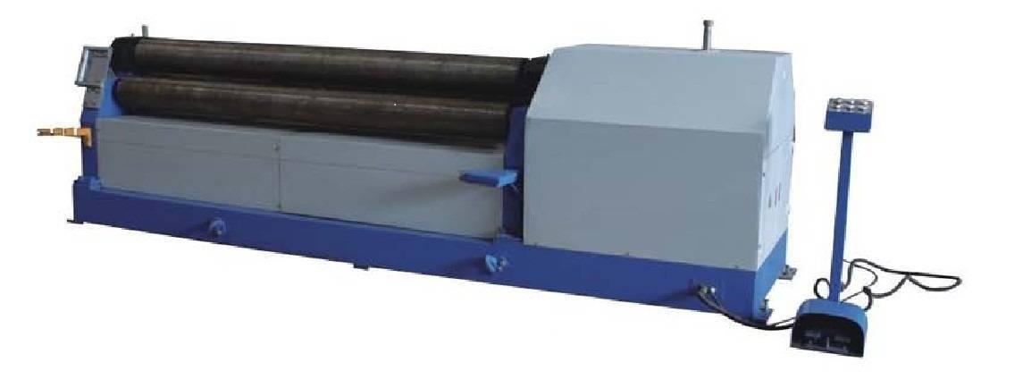 3 Roller Bending Machine