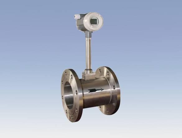 Lugb Digital Type Vortex Flow Meter for LGP Manufacturers