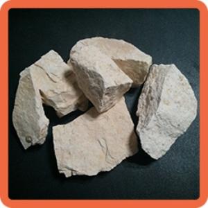 87% Aluminia abrasive grade bauxite