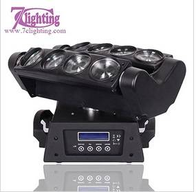 7c-MHB810B Spider Beam Moving Head Stage Lighting