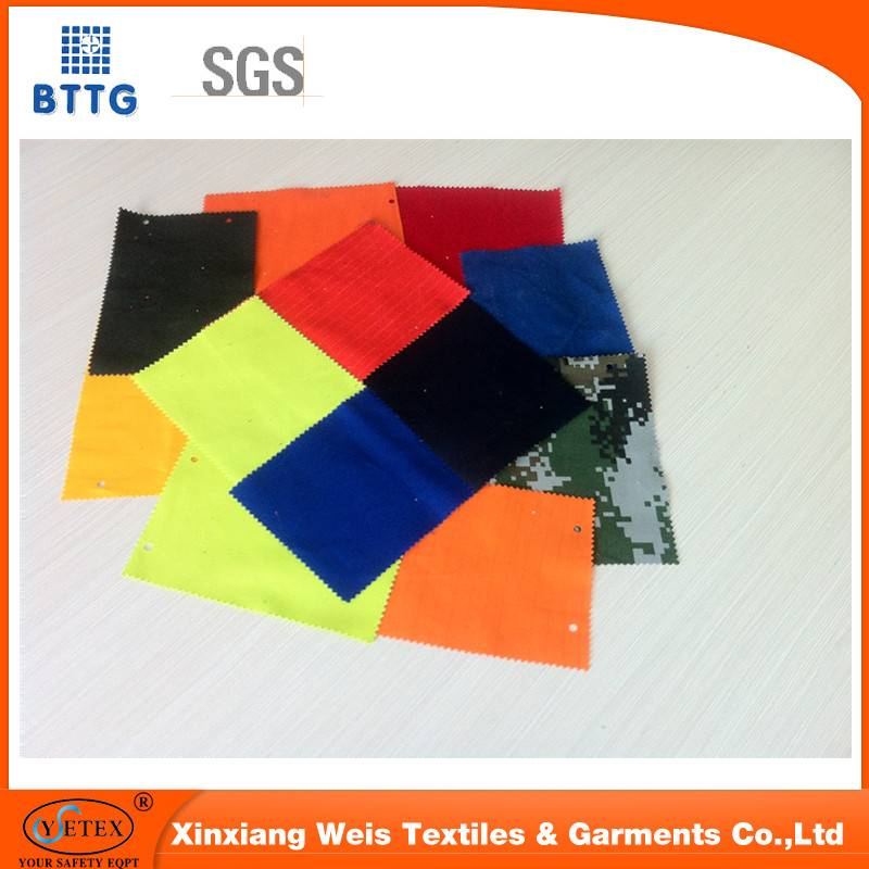 10*10 310gsm high visibility fabric manufacturer