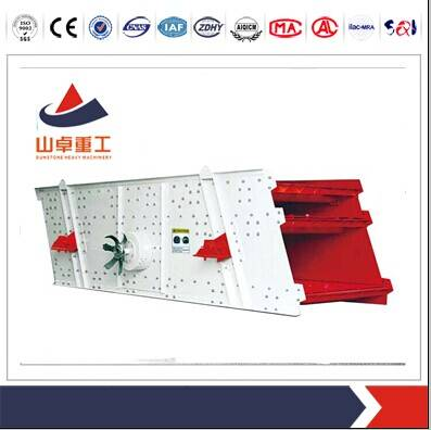 Vibrating Screen, Stone screening for sale