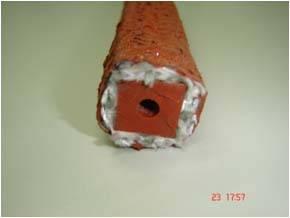Silica gel packing
