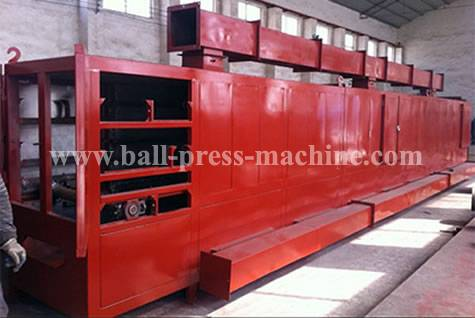 Low Price Mesh Belt Dryer with High Quality from Fuyu Machinery