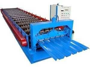 Color Glazed Steel Tile Forming Machine