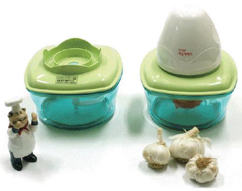 Multi functional Garlic peeler & crusher Vegetable mincing