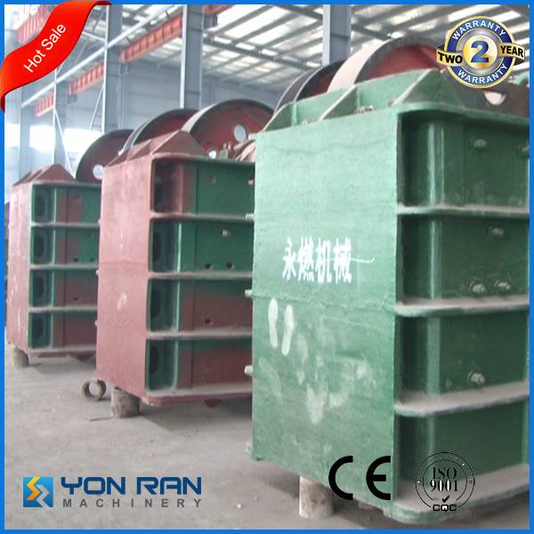 china made jaw crusher in factory price