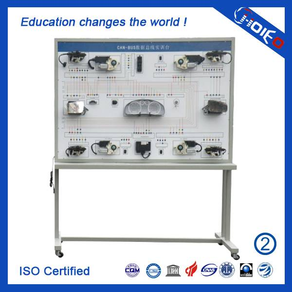 CAN-BUS Comfort System Training Board,Car Accessories Simulator Training Set,Auto Model Teaching Tra