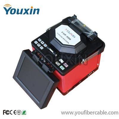 Chinese optical fiber fusion splicer