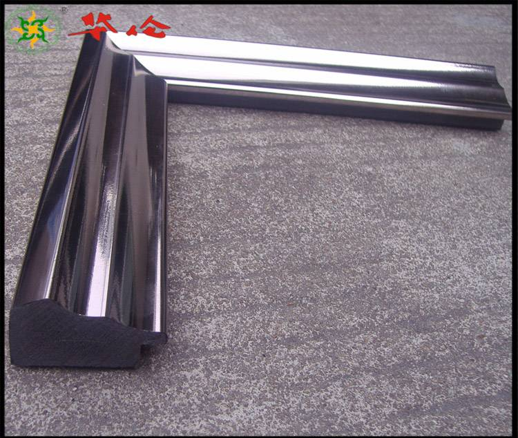 J05058 series silver Ps mirror frame moulding