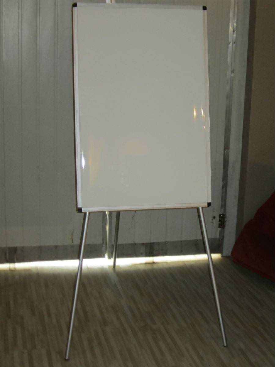 hiteboard with stand,tripod white board, notice board,portable whiteboard
