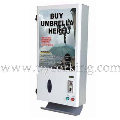 umbrella vending machine cok-ubv02
