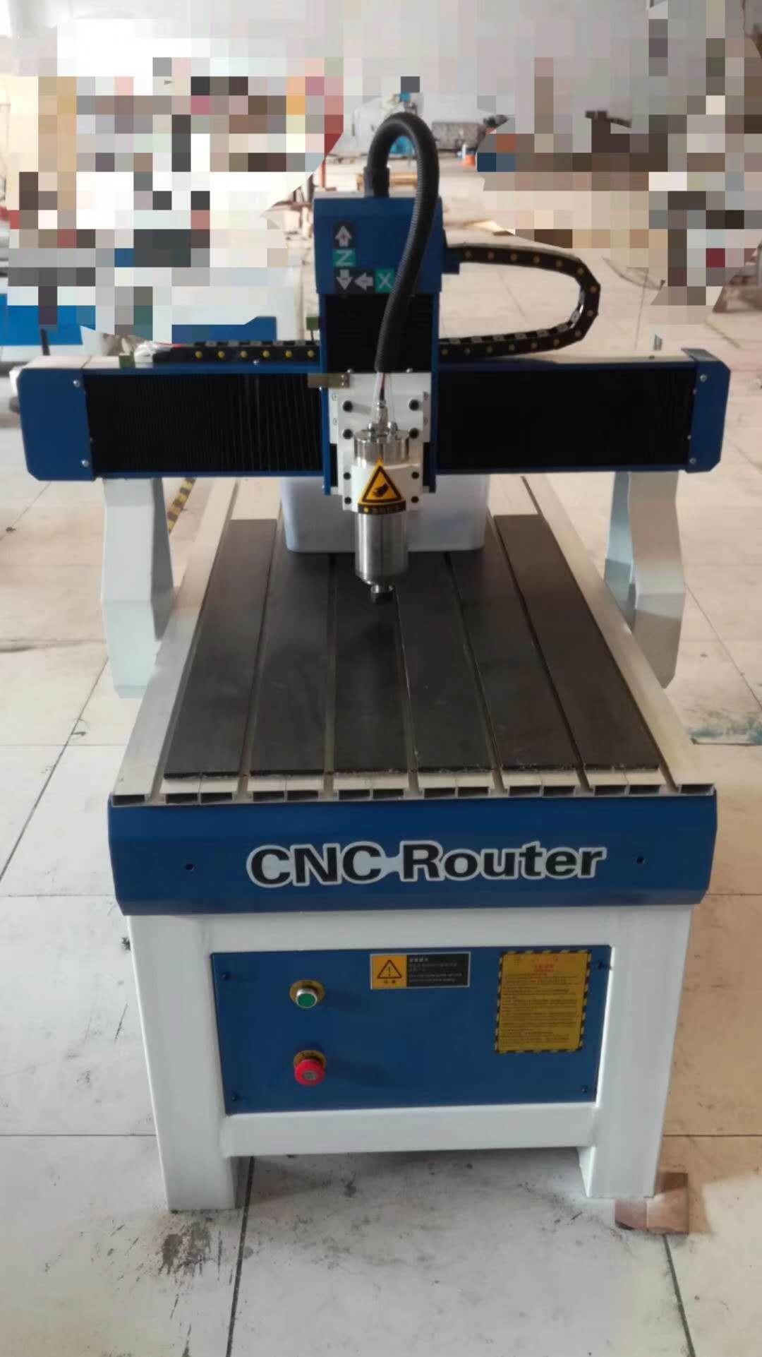 mini cnc wood router machine adversting 6090 small cnc machine