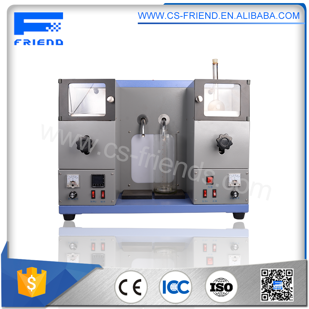 FDR-0841 Distillation of petroleum products tester