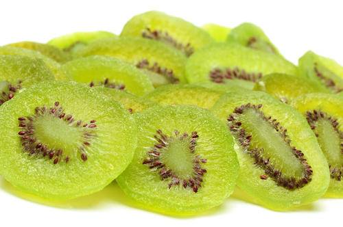 Dehydrated kiwi