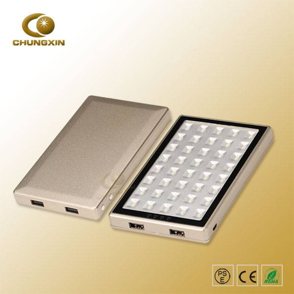 portable panel lights indoor/outdoor camping rechargeable led emergency light