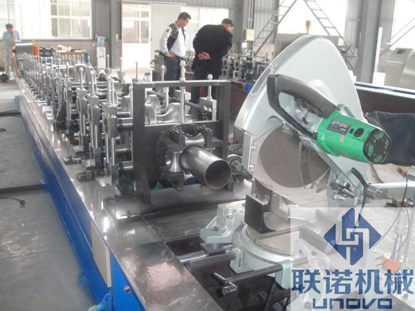 Downspout Roll Forming Machine-Siyang Unovo Machinery Co.,LTD