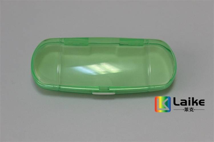Fashion Hard Plastic Cheap Glasses Case Spectacle Case