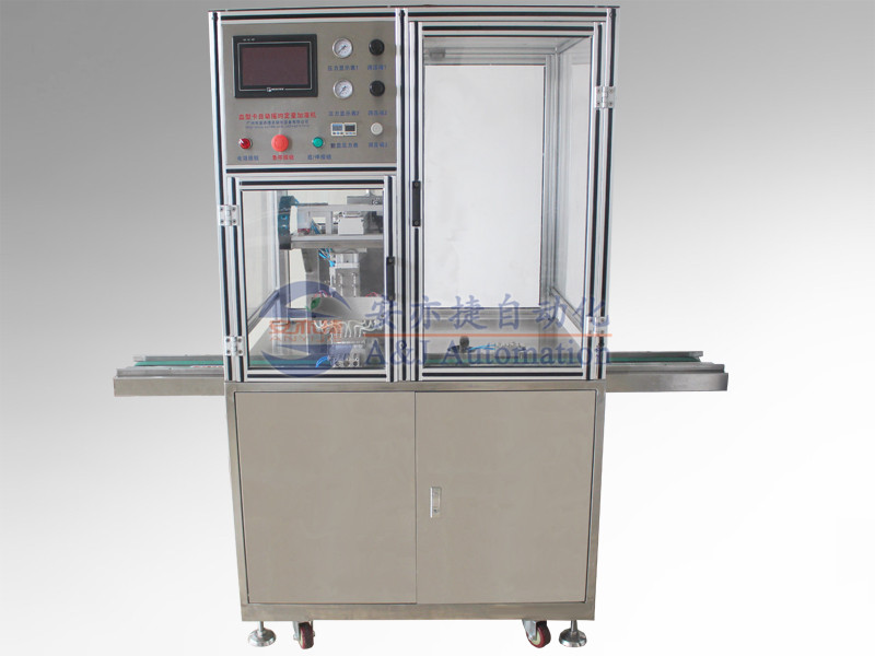 Automatic Blood Grouping Card Filling Machine