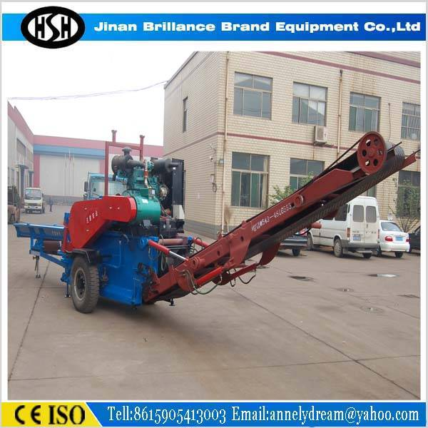stable quality wood chipper/ wood chipper machinery with ISO approved