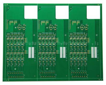 Green Ink Immersion Gold FR-4 Printed Circuit Board