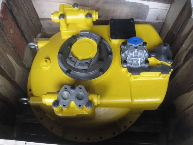 komatsu dozer torque converter