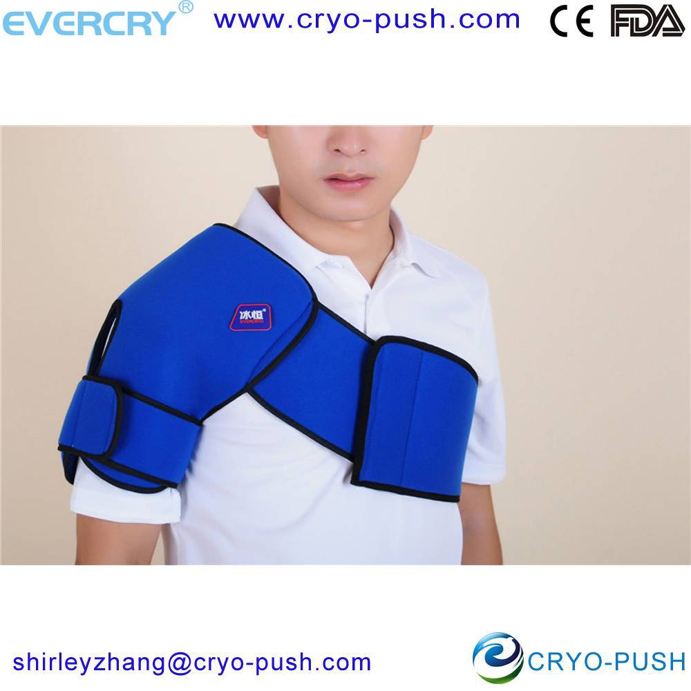EVERCRYO new productsmedical devices with CE Certificate portable cold gel pack surgical pain reliev