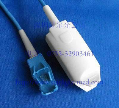 Ohmeda pediatric silicone soft tip spo2 sensor