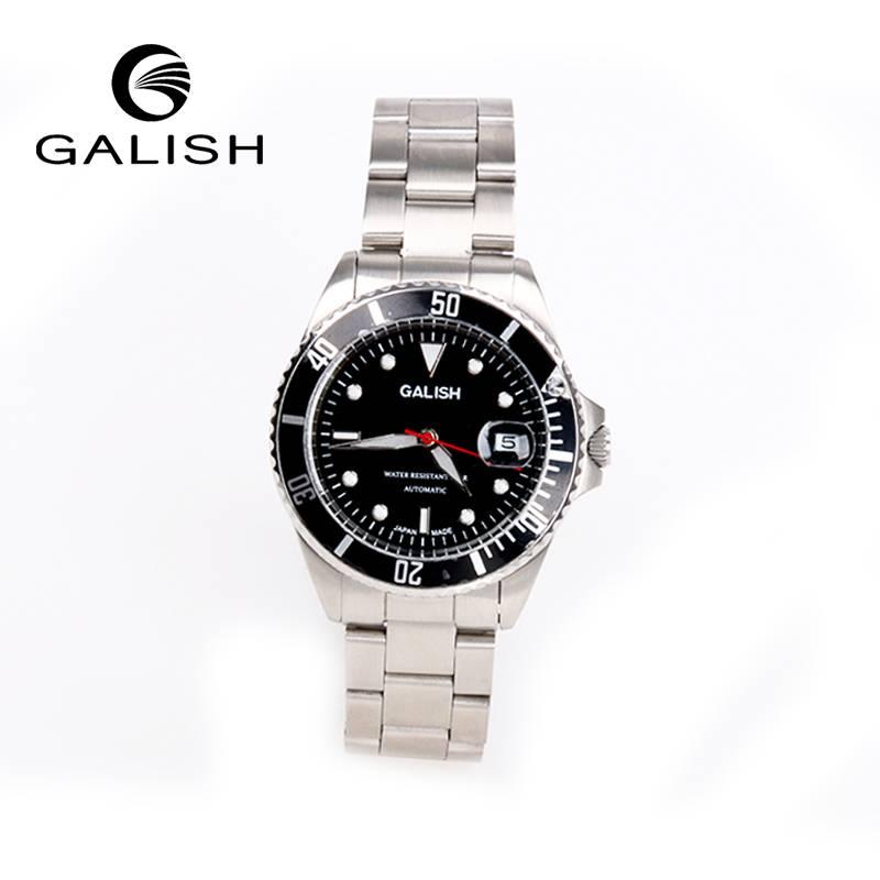 steel watch for men automatic watch