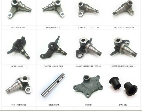 Folangsi Forklift Steering parts