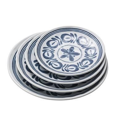 "100% Melamine Tableware/10"" Round Plate (13807-10)"