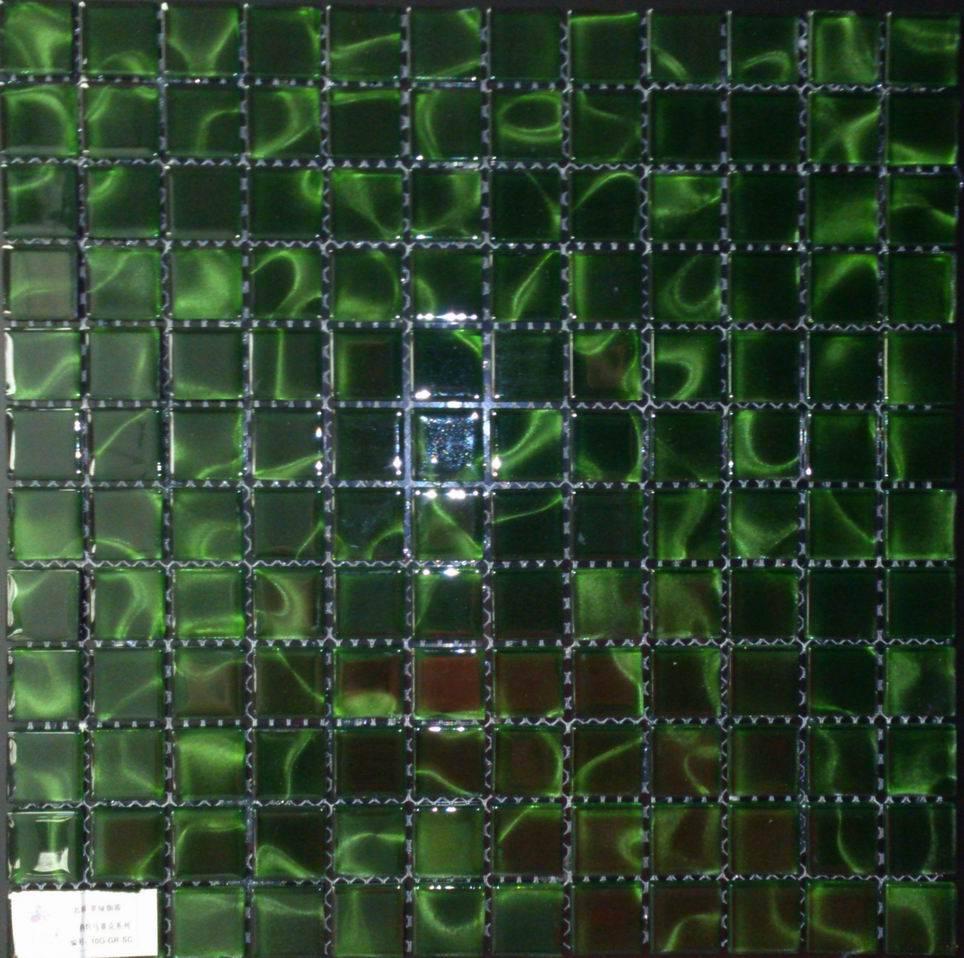 Glass Mosaic ( Hot melting glass mosaic)