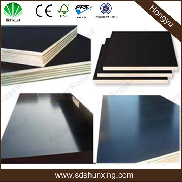 low price film faced shuttering plywood
