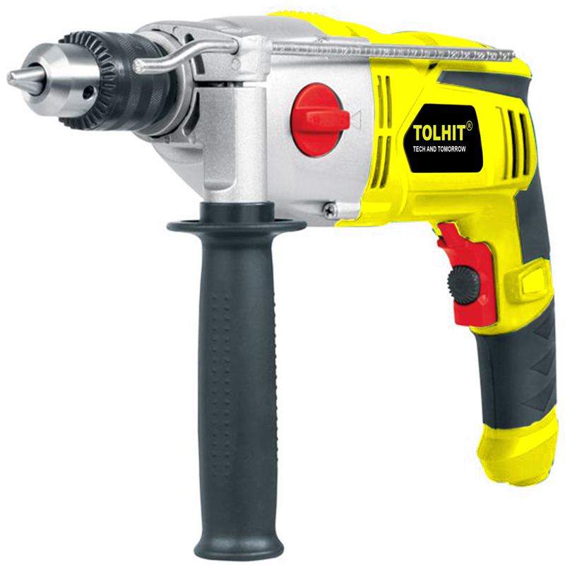 TOLHIT 1100w Professional Rotary Hammer 16mm Electric Impact Drill