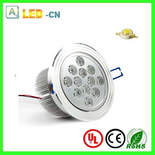 High quality level 12w led ceiling lamp