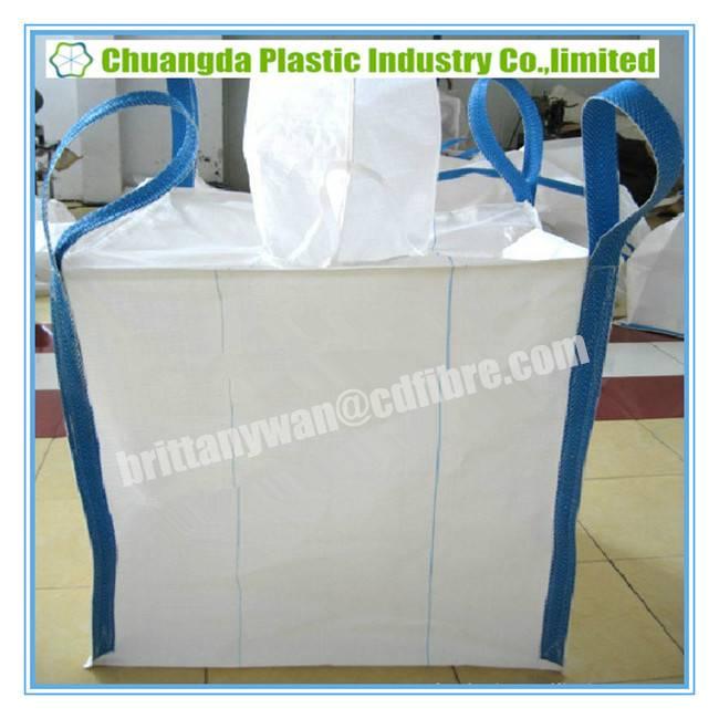 Side-Seam Belt FIBC Bulk Jumbo Bag for Packing Bulk Goods