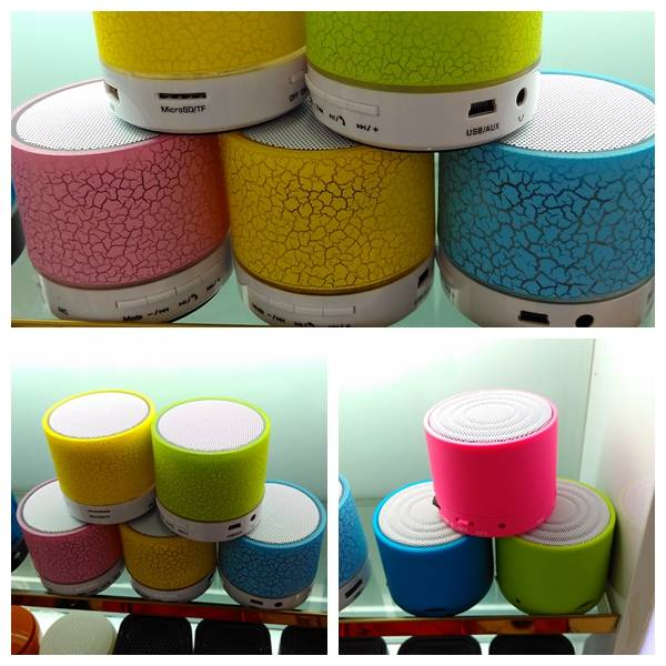 Wireless Mini Bluetooth Speaker, Digital Speaker, Wireless MP3 PC Speaker, Loudspeaker