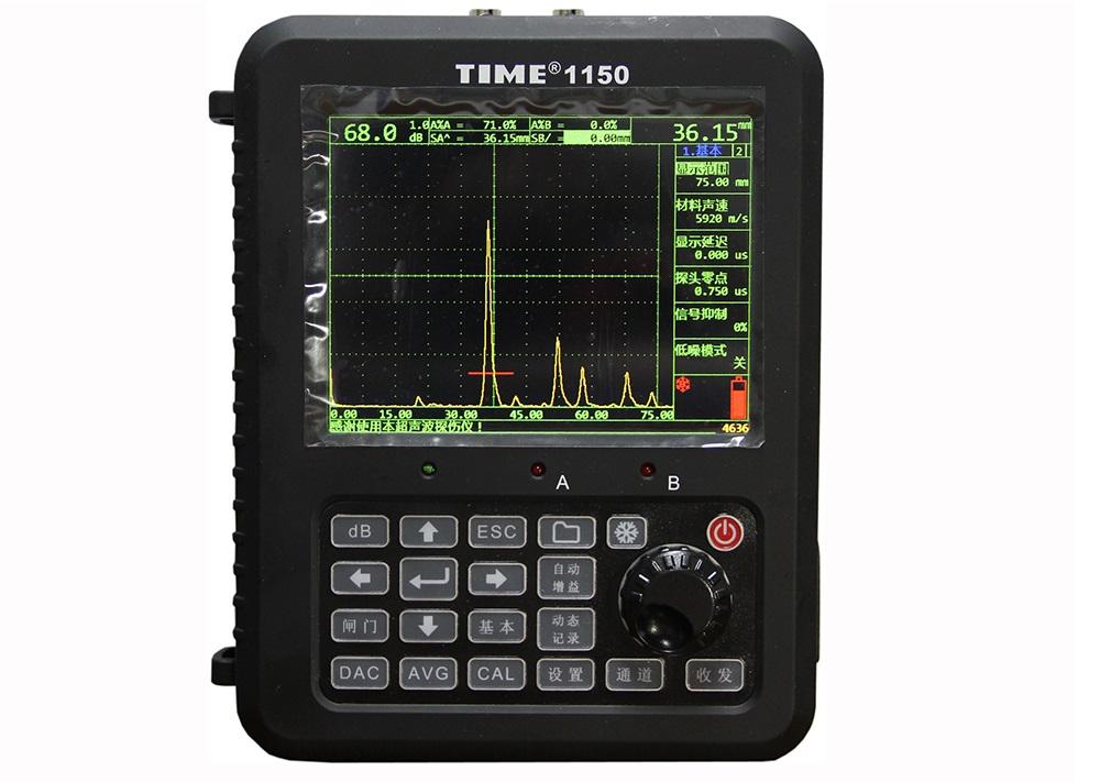 Ultrasonic Flaw Detector TIME®1150
