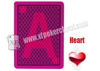 Copag 2 Jumbo Plastic Invisible Playing Cards Poker For Gambling Cheat Casino Games
