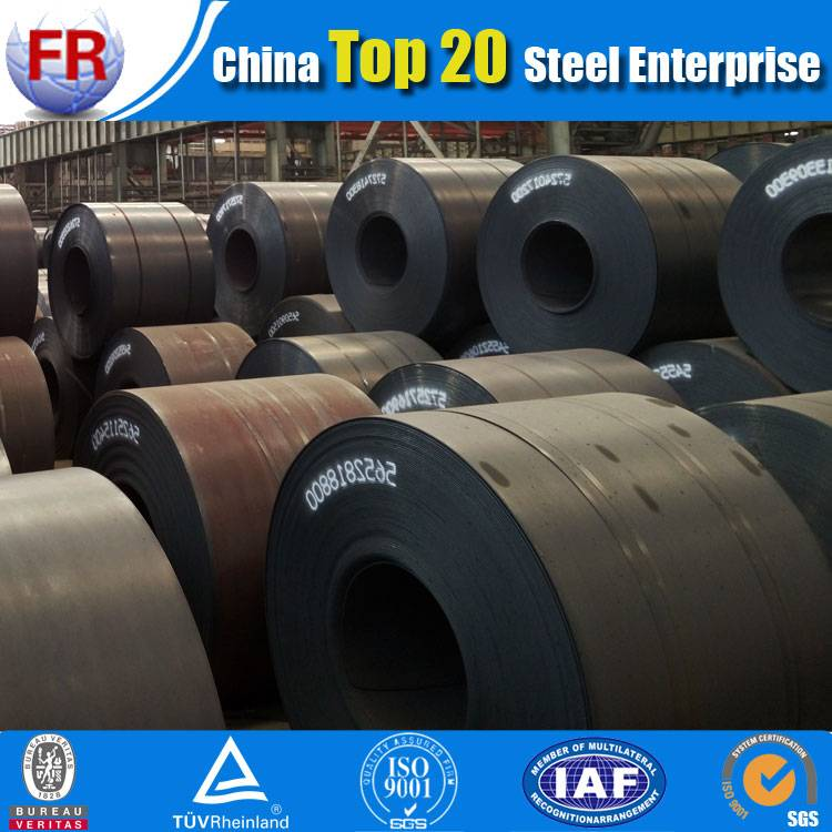 SS540 carbon structural steel hot rolled coil