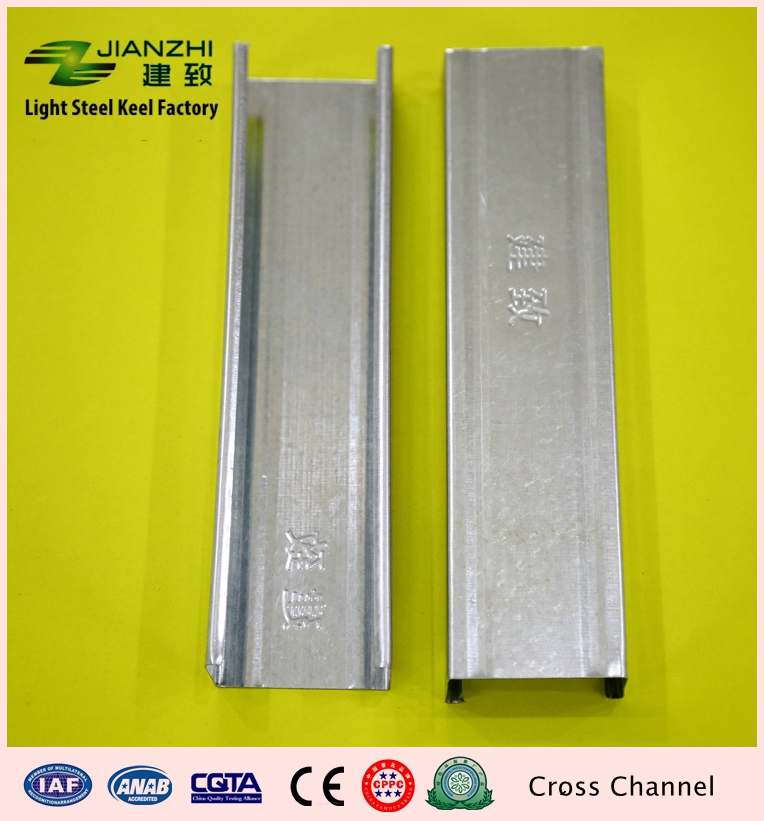 60/27/0.6mm rust proof galvanized steel ceiling c channel for australia
