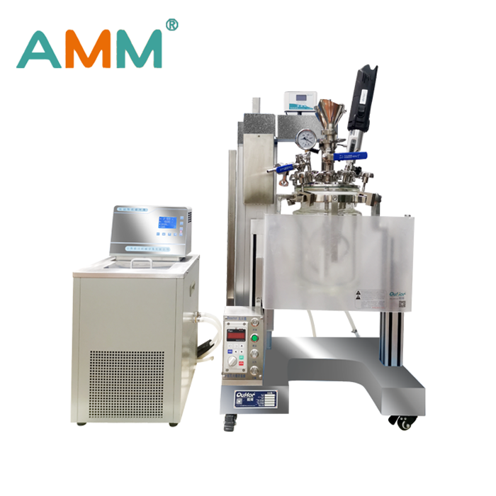 AMM-10S LAB VACUUM REACTOR