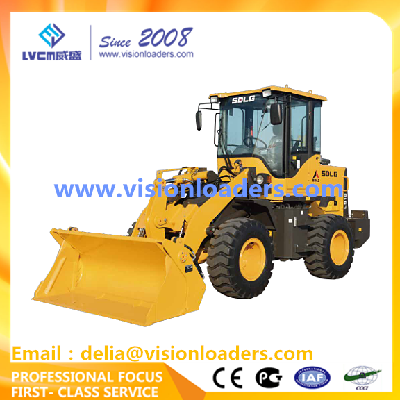 SDLG Small loaders L918 Wheel loader LG918 Loaders for sale